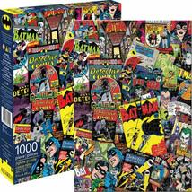DC Batman Collage 1000 Piece Puzzle Multi-Color - $27.98
