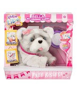 Little Live Pets Bella My Kissing Puppy Interactive Cute Plush Toy Girls... - $62.36
