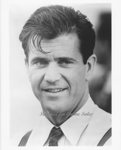 Mel Gibson Tequila Sunrise 8x10 Photo