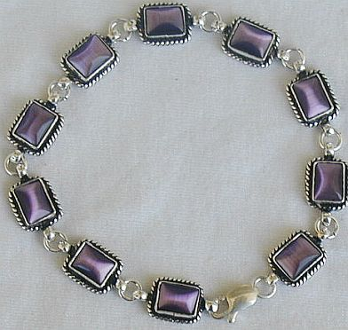 Primary image for Purple sqaure bracelet