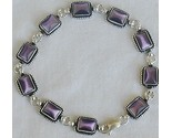 Purple square bracelet thumb155 crop