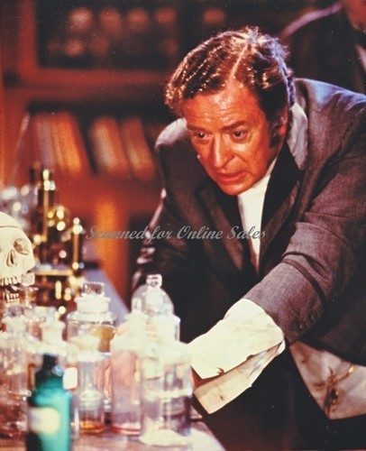 Michael Caine Blame it on Rio 8x10 Photo