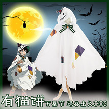 My Hero Academia Izuku Midoriya Halloween Christmas Cloak Cosplay Costum... - $41.99