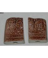 Vintage  Mt. Rushmore Salt Pepper Shakers - $12.99