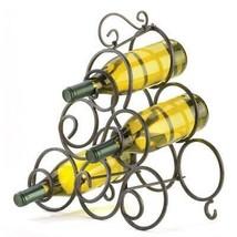 Scrollwork Wine Rack - $65.07