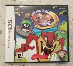 Galactic Taz Ball Nintendo DS 3DS 2010 Complete w Manual Case Tested Loo... - $5.93