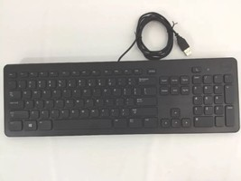 "Dell Keyboard USB Wired KB113P QUERTY Number Pad Black 17.5"" Long X 5.5""... - $373,88 MXN"