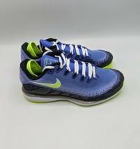 Nike Air Zoom Vapor X Knit 'Light Thistle Lime' Women's Size 8.5 AR8835-500 - $111.21