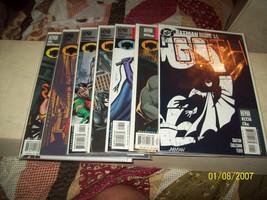 BATMAN: GOTHAM KNIGHTS#1, 2, 8, 10, 11, 13, 14, - $18.50