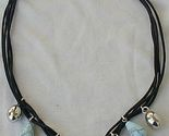 Turquoise and silver necklace thumb155 crop