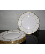 Lenox Sapphire Sophisticate Set of 6 Dinner Plates *New & Stunning*** - $99.99