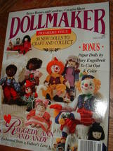 BETTER HOMES AND GARDEN PREMEIR ISSUE DOLL MAKER - $14.95