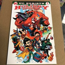 DC Rebirth Holiday Special #1 2016.First printing. - $21.77