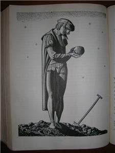 Primary image for 1936 COMPLETE WORKS OF SHAKESPEARE illus Rockwell Kent