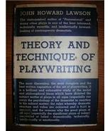 1936 LAWSON Playwriting Blacklisted Writer SCARCE HCDJ - $90.00