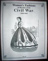 CIVIL WAR Women's Fashion Illustrated HARPER'S ... - $10.00