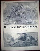 CIVIL WAR GETTYSBURG Century Magazine Article 1886 - $10.00