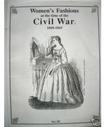CIVIL WAR Women's Fashion Illustrated HARPER'S Vol. 3 - $10.00