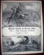 CIVIL WAR Change of Base Article Harper's Magaz... - $10.00