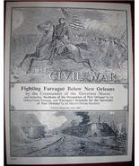 CIVIL WAR NEW ORLEANS Century Magazine Article 1886 - $10.00