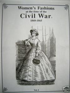 CIVIL WAR Women's Fashion Illustrated HARPER'S 3 VOLS