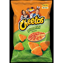 Cheetos Pizza Flavoured Corn Crisps 155 g Jumbo Sharing Bag From Corn - $8.92