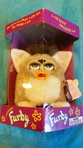 Furby from 1998 Tiger Electronic, Beige and White, Model 70-800 - New / ... - $35.98