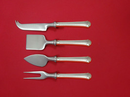 Chippendale by Towle Sterling Silver Cheese Serving Set 4 Piece HHWS Custom - $286.11