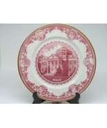 Lamberton Scammel N.C. State College Collectible Plate  Library - $96.03