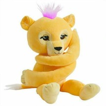 New Fingerlings Hugs Lion Sam - Interactive Plush with Light Up Hair Hot... - $52.99