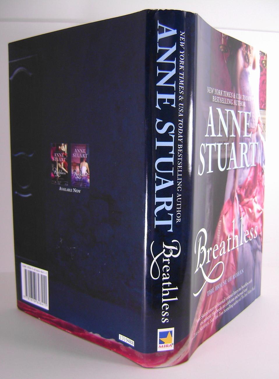 Anne Stuart Breathless House of Rohan BCE HC