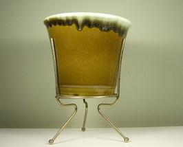 Vintage retro Pfaltzgraff  drip glaze planter w... - $20.00