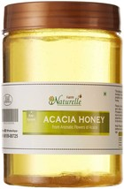 farm naturelle Virgin Raw Natural Unprocessed acacia forest Honey 815g free ship - $34.65