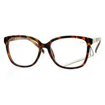 Designer Fashion Clear Lens Glasses Stylish Square Frame UV 400 - $9.95