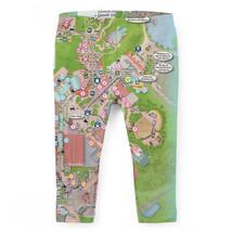 Hollywood Studios Map Kids Leggings - $37.99+