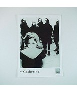 Progressive Rock Group The GATHERING Publicity Photo -Century Media Records - $5.99
