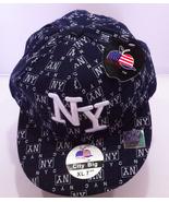 Brand New, Dark Navy Blue  New York Baseball Caps by City Big - Medium (... - $3.95