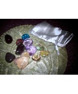 HAUNTED CHARGING Bag DJINN VAMPIRE DRAGON WATCHER ANGLE SPIRIT HOME ENERGY BOOST - $4.93