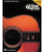 Hal Leonard Guitar Method Book 1 - $5.95