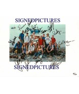 SURVIVOR ISLAND CAST SIGNED 8x10 RP PHOTO 16 FIRST CASTAWAYS COLLEEN RICH JENNA  - $16.99
