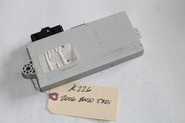 2004-07 Bmw 530i Control Module Unit K226 - $78.39