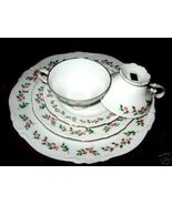 Crown Bavaria JULIETTE cup and saucer- Germany  - $19.99