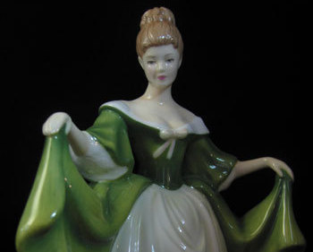 Primary image for Royal Doulton Figurine: Hannah
