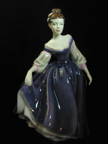 Royal Doulton Figurine: Alyssa