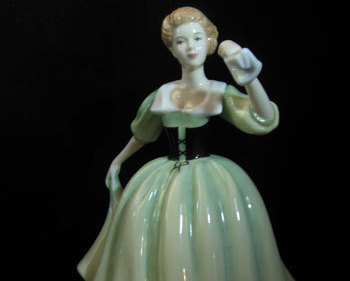 Royal Doulton Figurine: LILY