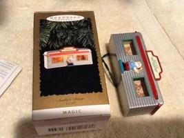 Hallmark Keepsake Ornaments - Santa's Diner - 1995 - Magic Light Christm... - $6.95