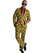 Bay City Roller , Eye catching Tartan  Suit and tie  - $44.72