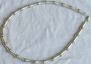 Shamir silve necklace