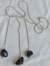 T Brown necklace - $70.00