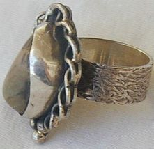Brown agate ring sr40 1 thumb200